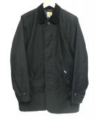 carhartt(カーハート)の古着「HARRIS TRENCHCOAT」 ブラック