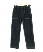 Engineered Garments WORKADAY(エンジニアドガーメンツ ワーカデイ)の古着「デニムファティーグパンツ」