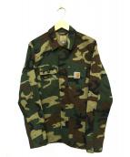 carhartt(カーハート)の古着「ミリタリージャケット」