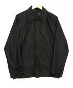 SUNNY SPORTS(サニースポーツ)の古着「コーチジャケット」|ブラック