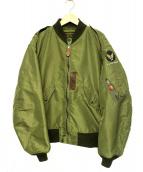 Buzz Ricksons(バズリクソンズ)の古着「L-2フライトジャケット」
