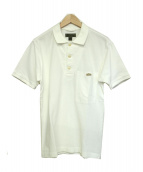 NIGEL CABOURN(ナイジェルケーボン)の古着「ポロシャツ」|ホワイト