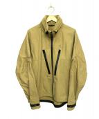 TILAK(ティラック)の古着「ルケベンタイルジャケット」|ベージュ