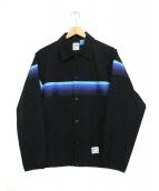 RHC & THE HEARTBREAKERS(ロンハーマン × ザハートブレイカーズ)の古着「コーチジャケット」|ブラック