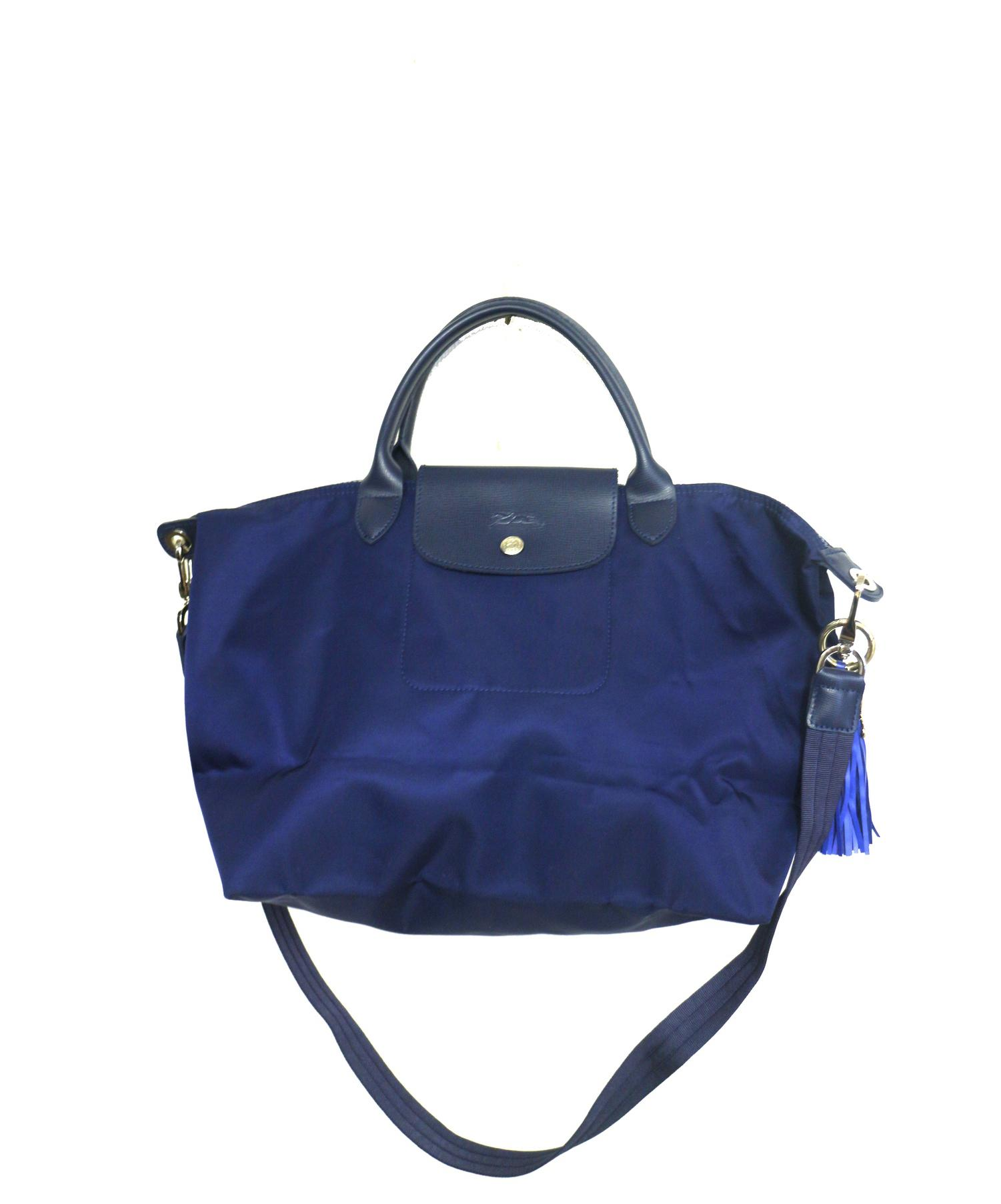 a452d0fb19ee 中古・古着通販】LONGCHAMP (ロンシャン) ル プリアージュハンドバッグ ...