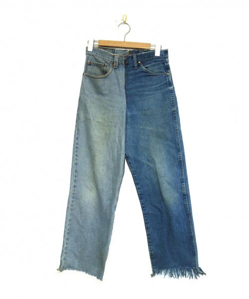 77circa(ナナナナサーカ)77circa (ナナナナサーカ) デニムパンツ サイズ:記載なしの古着・服飾アイテム