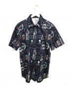 sss world corp(トリプルエス ワールドコープ)の古着「半袖シャツ」