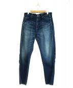 MOMOTAROJEANS(モモタロウジーンズ)の古着「デニムパンツ」|ブルー