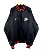 NIKE(ナイキ)の古着「90sスタジャン」|ブラック