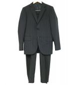 green label relaxing(グリーンレーベルリラクシング)の古着「セットアップスーツ」|ブラック