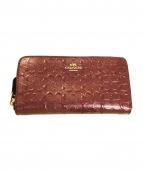 COACH(コーチ)の古着「財布」|パープル