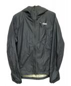 TILAK(ティラック)の古着「ゴアウインドストッパージャケット」|ブラック