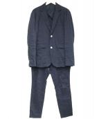 junhashimoto(ジュンハシモト)の古着「セットアップスーツ」|ネイビー