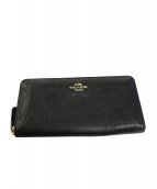COACH(コーチ)の古着「財布」|ブラック