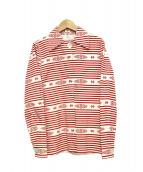 MIU MIU(ミュウミュウ)の古着「ナイロンジャケット」|レッド