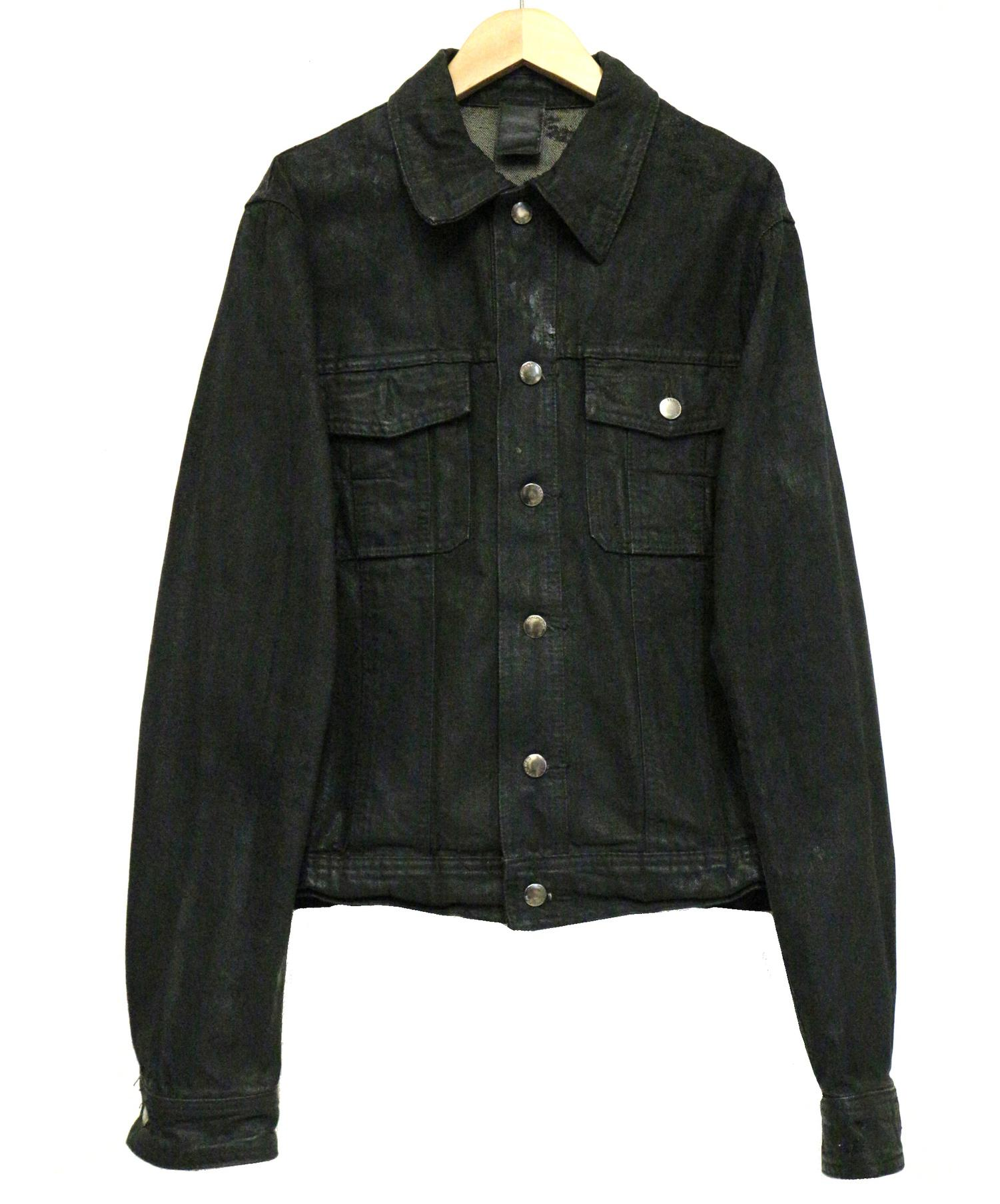 promo code a9364 1acb9 [中古]Christian Dior(クリスチャンディオール)のメンズ アウター・ジャケット コーティング加工デニムジャケット