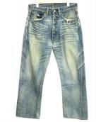 LVC(エルブイシー)の古着「デニムパンツ」|インディゴ