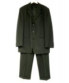 EMPORIO ARMANI(エンポリオ・アルマーニ)の古着「3Bスーツ」|グレー