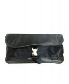 PORTER × SACS BAR(ポーター × サックスバー)の古着「ウエストバッグ」|ブラック