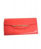 ANTEPRIMA(アンテプリマ)の古着「長財布」|ピンク