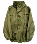 SEYNTEX(センテックス)の古着「ラミテック ミリタリージャケット」|オリーブ