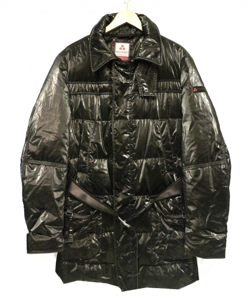 PEUTEREY(ビューテリ)PEUTEREY (ビューテリ) ダウンコート ブラウン サイズ:Mの古着・服飾アイテム