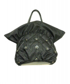 MS GRACY(エムズグレイシー)の古着「ハンドバッグ」|ブラック