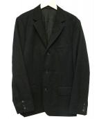 UNIVERSAL PRODUCTS.(ユニバーサルプロダクツ)の古着「テーラードジャケット」|ブラック
