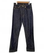 A.P.C(アーペーセー)の古着「デニムパンツ」|ブルー