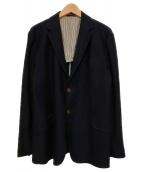 Vivienne Westwood man(ヴィヴィアンウエストウッドマン)の古着「テーラードジャケット」|ネイビー