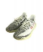 adidas(アディダス)の古着「スニーカー」|ブラック×ホワイト