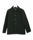 MACKINTOSH(マッキントッシュ)の古着「キルティングジャケット」|ブラック