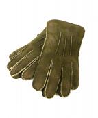 UGG(アグ)の古着「ムートン手袋」|ブラウン