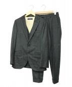 green label relaxing(グリーンレーベルリラクシング)の古着「3ピーススーツ」 ネイビー