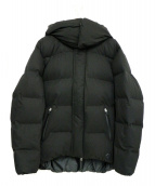 Descente ALLTERRAIN(デサント オルテライン)の古着「水沢ダウン BIGショートジャケット」|ブラック