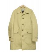 TAKEO KIKUCHI(タケオキクチ)の古着「ライナーステンカラーコート」|ベージュ