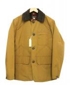 SUGAR CANE(シュガーケーン)の古着「コットンツイルハンティングジャケット」|ブラウン