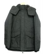 NANGA(ナンガ)の古着「焚火ダウンジャケット」|グレー