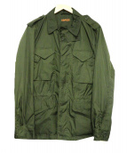 ASPESI(アスぺジ)の古着「M-43 パッカブルナイロンジャケット」|グリーン