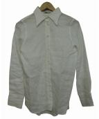 MADISON BLUE(マディソンブルー)の古着「リネンシャツ」 ホワイト