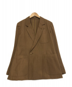 .efiLevol(エフィレボル)の古着「BC Jacket 」|ブラウン