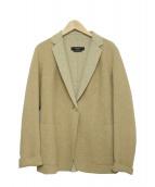 MAX MARA WEEK END LINE(マックスマーラ ウイークエンドライン)の古着「ウールジャケット」|ベージュ