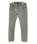 apc(アーペーセー)の古着「デニムパンツ」 ブルー