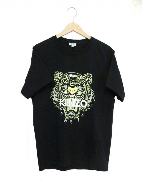 KENZO(ケンゾー)KENZO (ケンゾー) タイガーTシャツ ブラック サイズ:Ⅼの古着・服飾アイテム