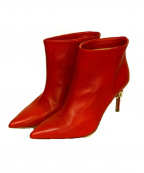 DSQUARED2(ディースクエアード)の古着「ANKLE BOOTS」|レッド