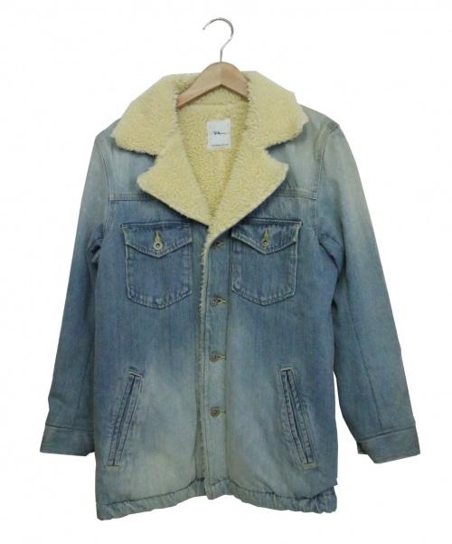 Ron Herman(ロンハーマン)Ron Herman (ロンハーマン) ランチジャケット インディゴ サイズ:Sの古着・服飾アイテム
