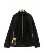 ()の古着「プリマロフトジャケット」 ブラック