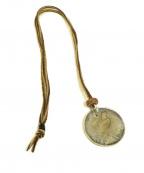 1923 peace dollar coin(ピース ドラー コイン)の古着「コインネックレス」