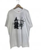 Supreme×Undercover(シュプリーム×アンダーカバー)の古着「Dolls Tee」|ホワイト