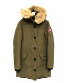 CANADA GOOSE(カナダグース)の古着「ロスクレアパーカー」|オリーブ